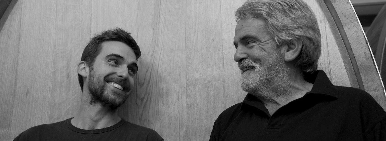 Da sinistra: Danilo e Bruno Nada.