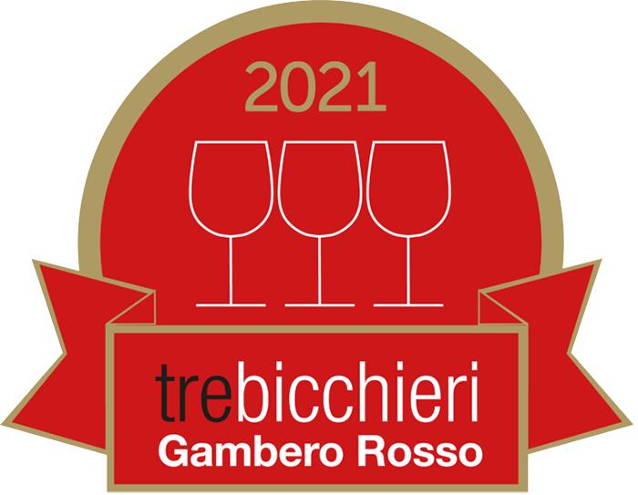Gambero Rosso: 3 Bicchieri e 2 Stelle.